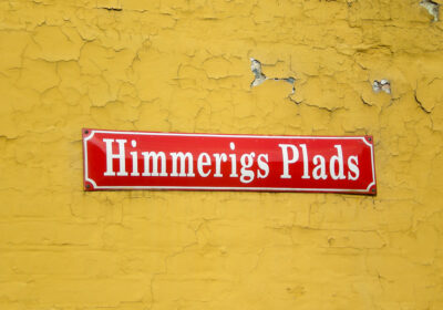 """Himmerigs Plads"" Mariager"
